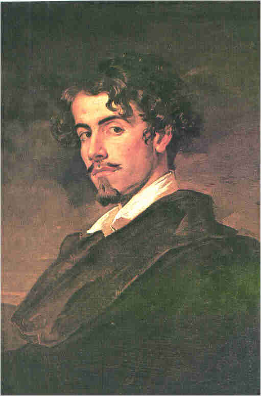 Gustavo Adolfo BecQuer seudonimo