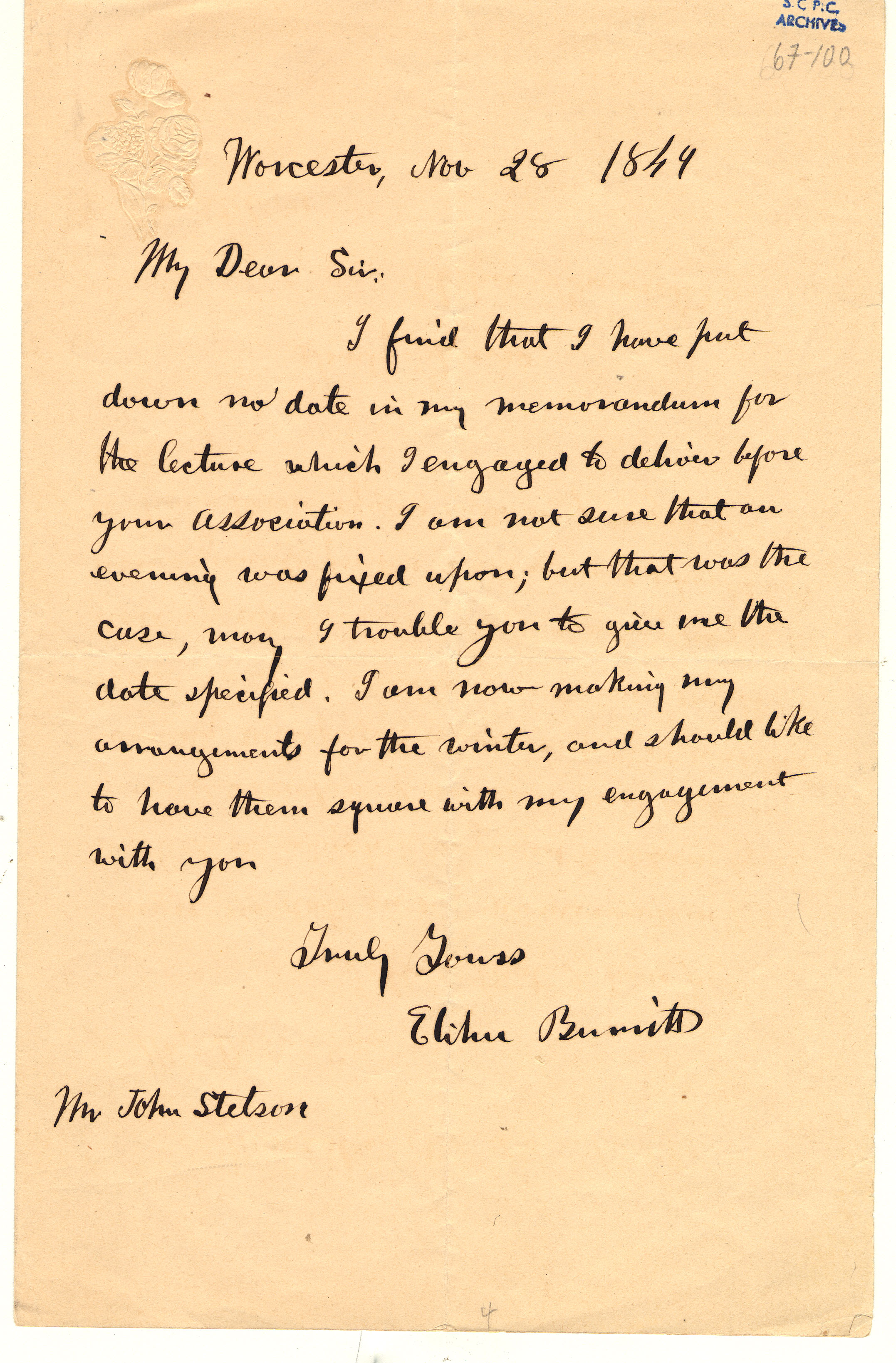 dear john letter example - photo #9