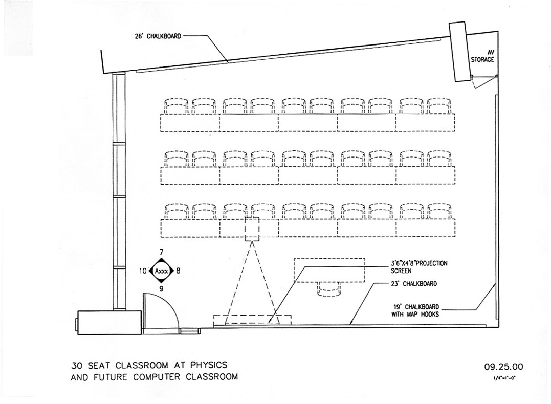 High School Physics Classroom Design : Classrooms plan crowdbuild for