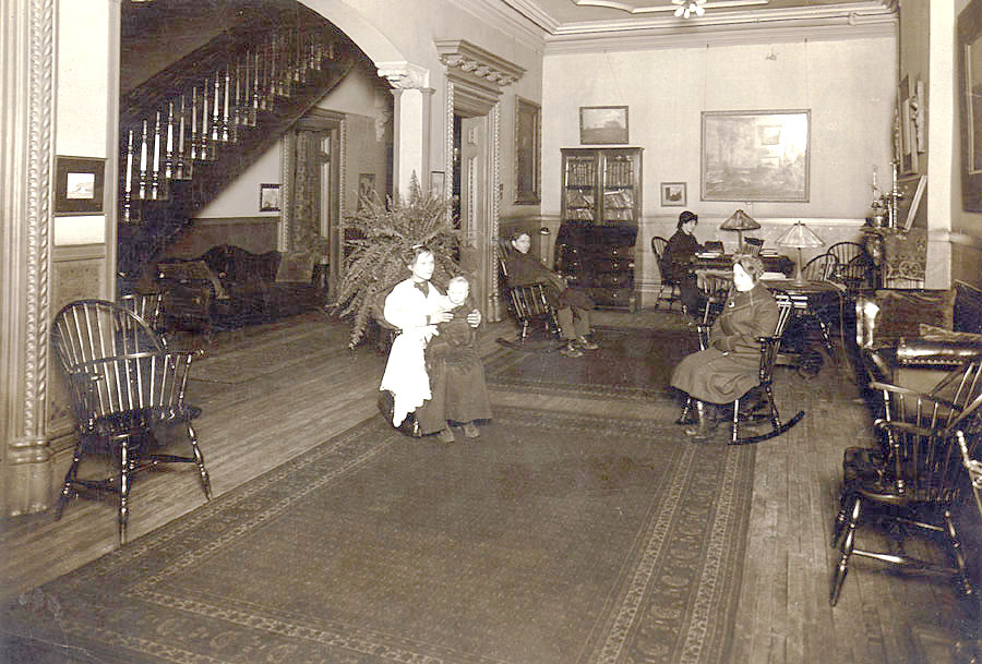 a comparison hull house in the Hull-house gradually expanded to include about a dozen other buildings used for classes and clubs, a nursery school, the only public library in the neighborhood, a playground and.