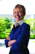 Swarthmore College President, Rebecca Chopp