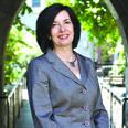 Swarthmore College Bulletin editor Sherri Kimmel