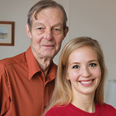 Klara '14 and Peter Aizupitis '61