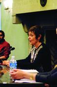 Swarthmore College President Rebecca Chopp