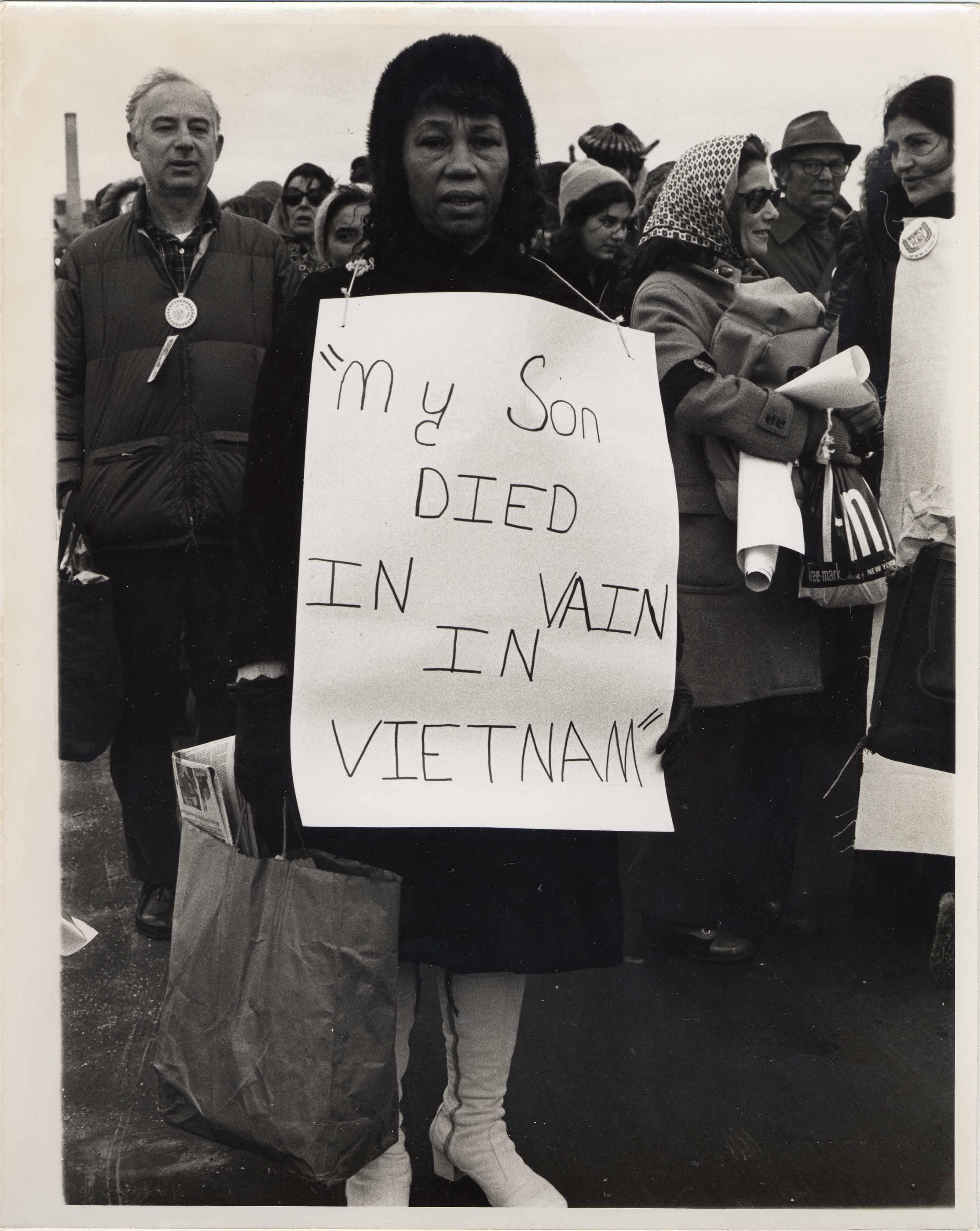 Dorothy Marder Women Strike For Peace Exhibit