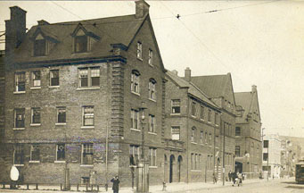 Jane Addams Photograph Exhibit Imagess Of Hull House