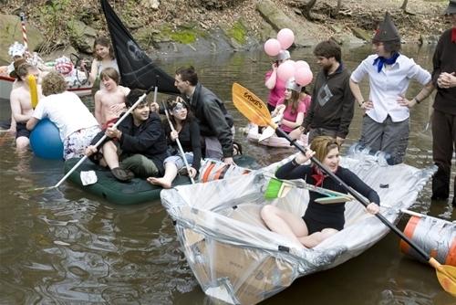 Crum Creek Regatta