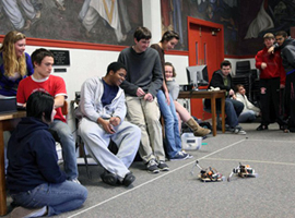 Engineering robot wars, 2011