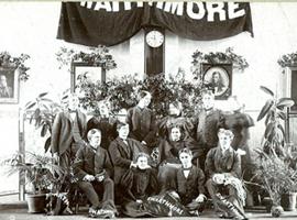 Students, 1890s