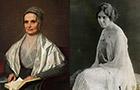 Lucretia Mott and Alice Paul