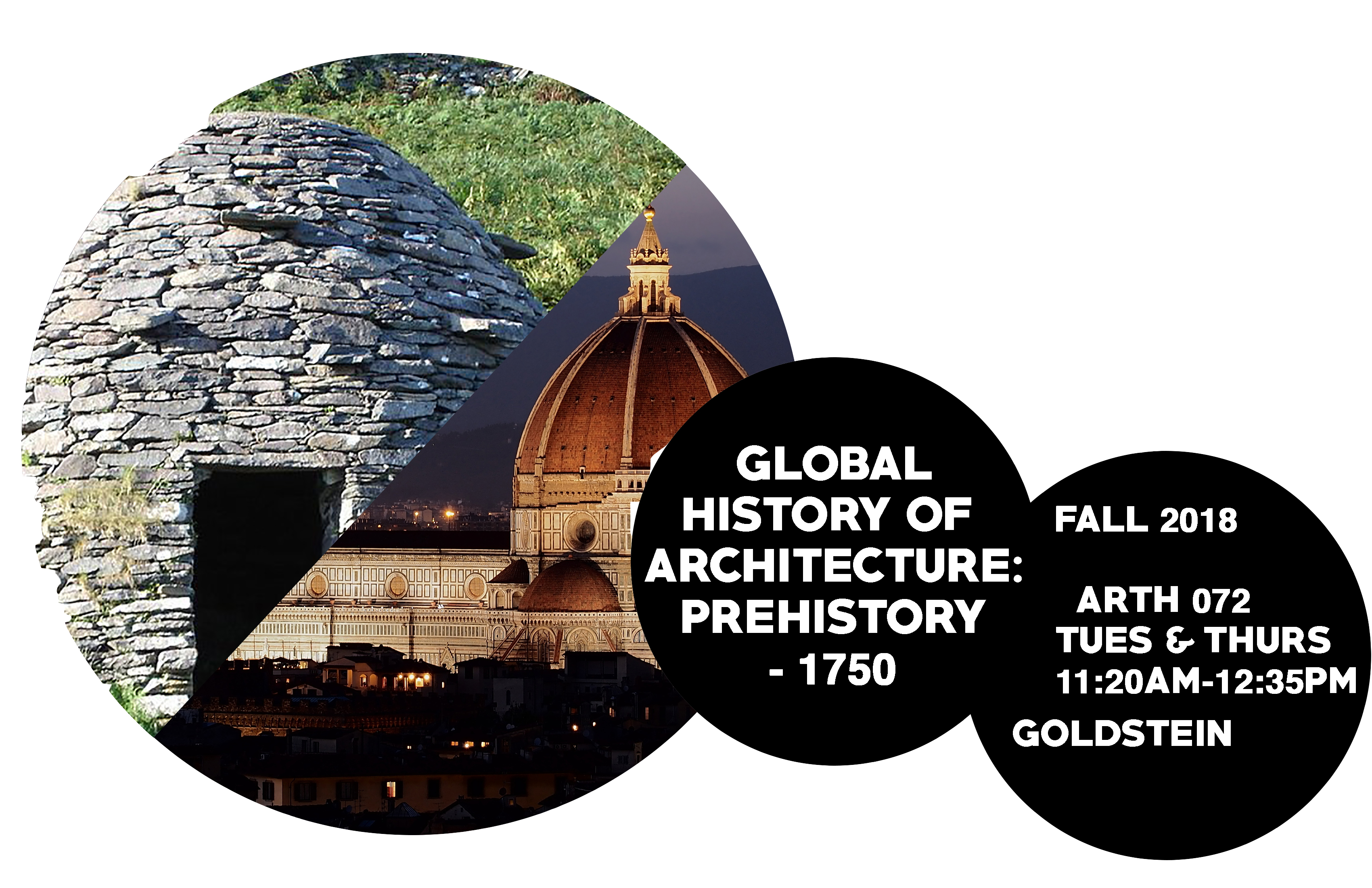 Global History of Architecture: Prehistory-1750, class