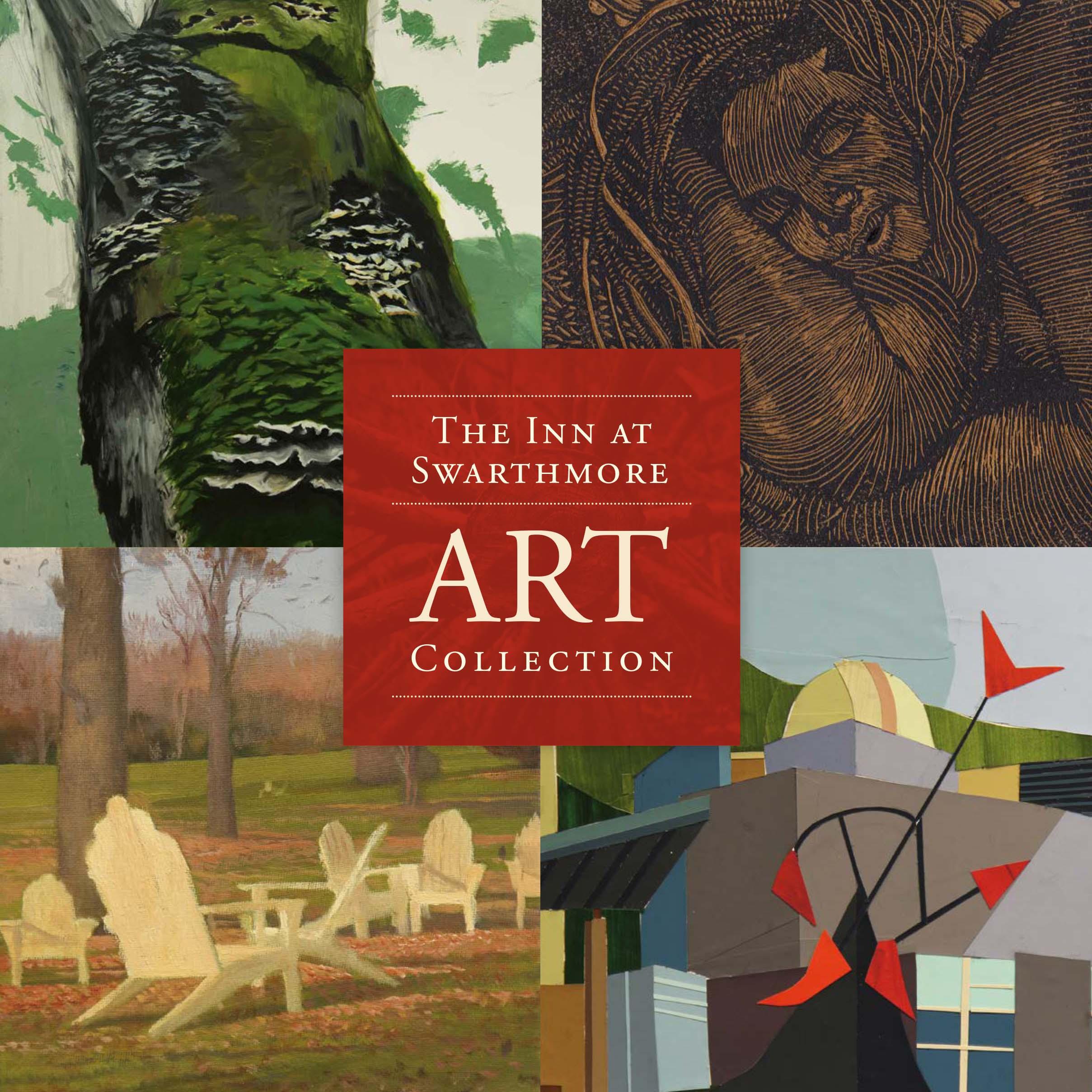 Inn at Swarthmore art catalog