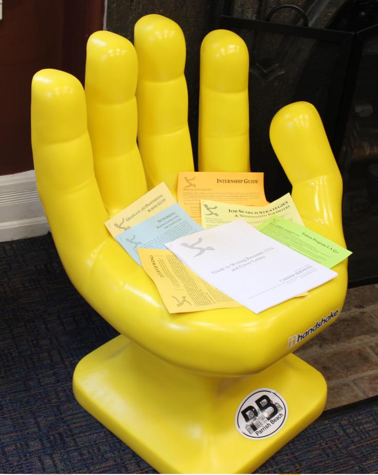 Handshake Chair