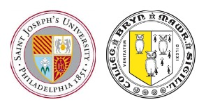 Bryn Mawr and St.Jospeh's university seals