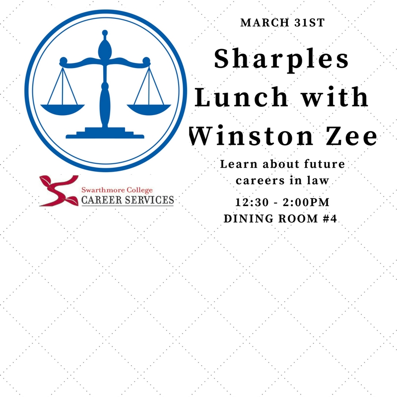 Sharples lunch with winston zee graphic thumbnail