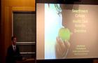 Intro slide of health care benefits presentation