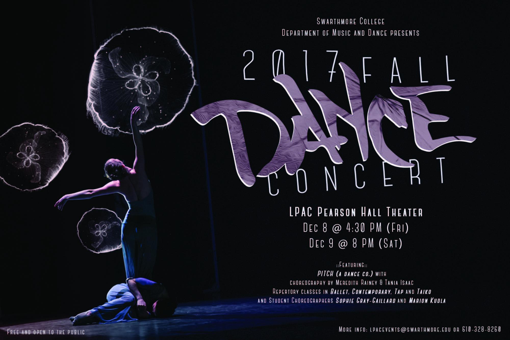 fall 2017 dance