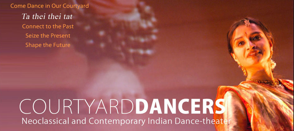 Courtyard Dancers