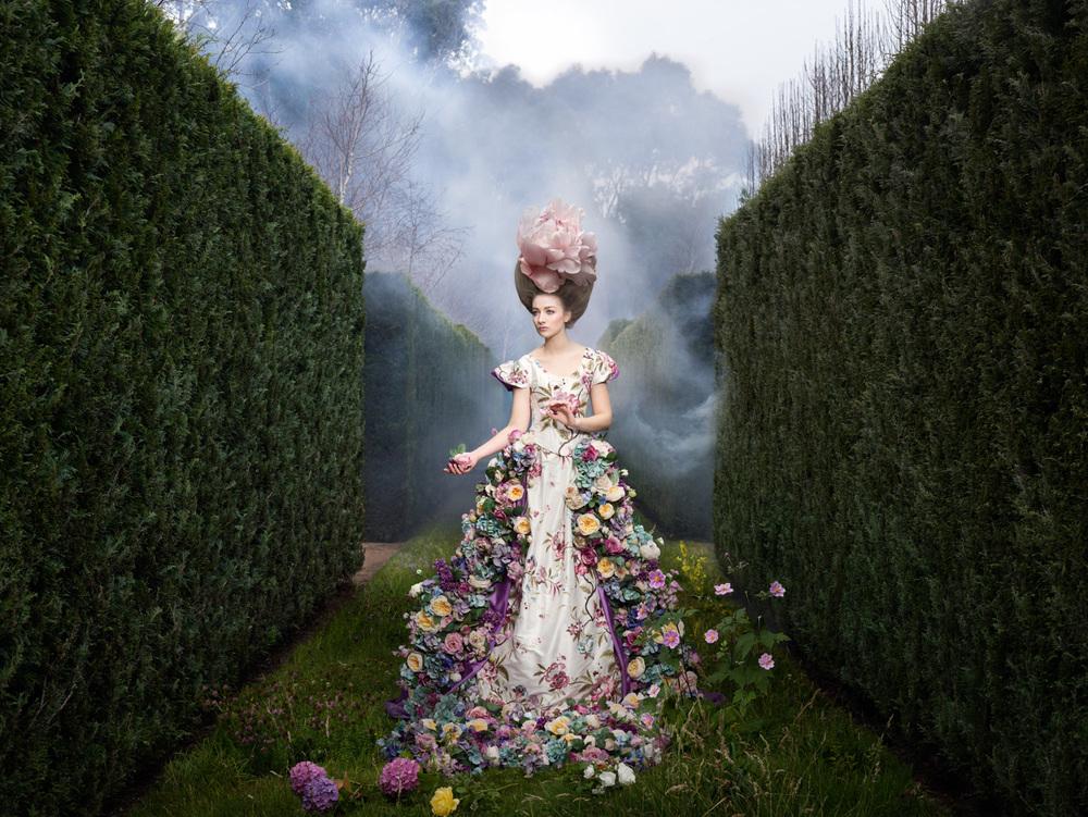 "Photo credit: Alexia Sinclair ""Awakening of Flora"""