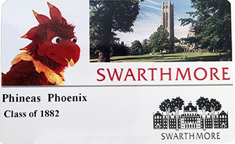 Phineas the Phoenix's OneCard
