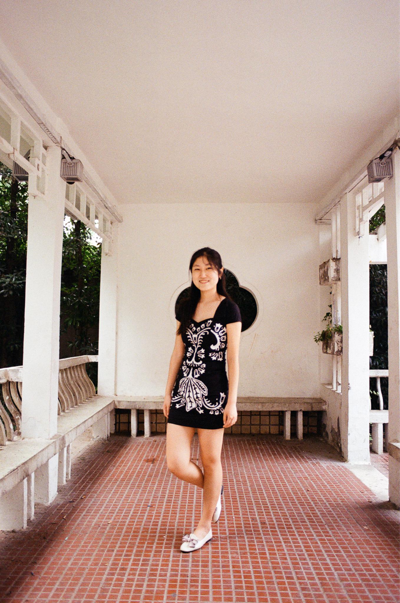 Headshot of Ariel Zhao