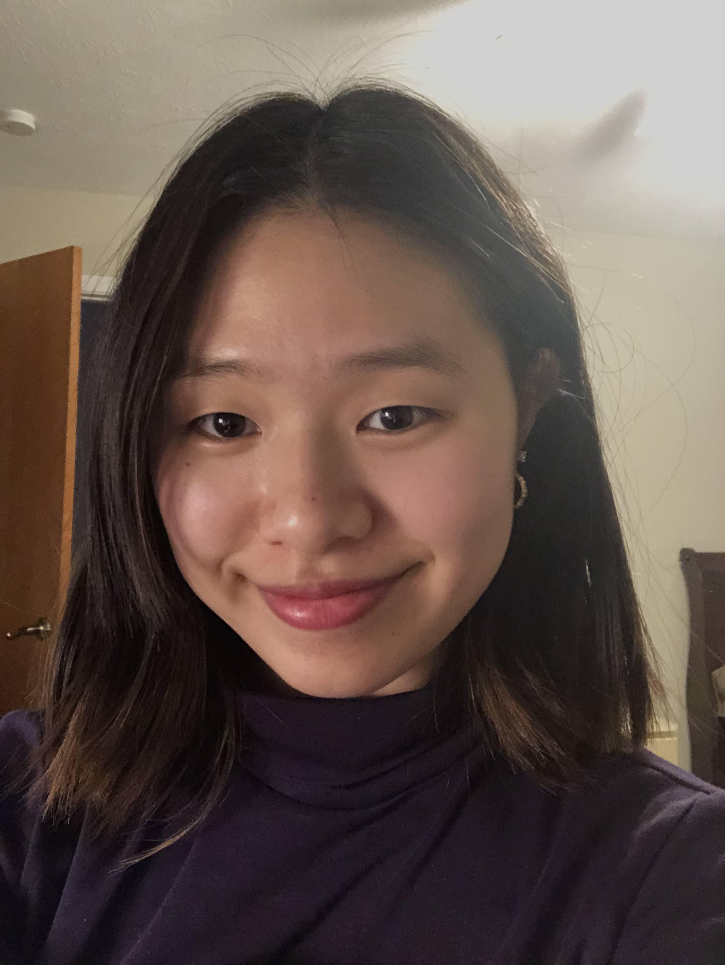 Headshot of Sandy Shen