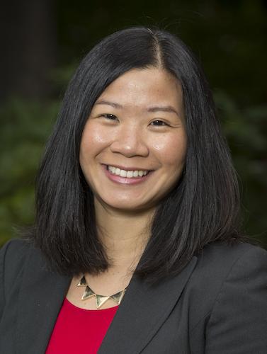 assistant professor Stephanie Wong