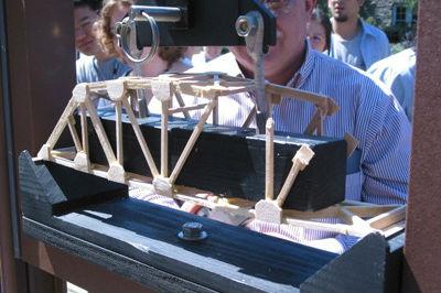 Engineering 6 Truss Bridge Contest