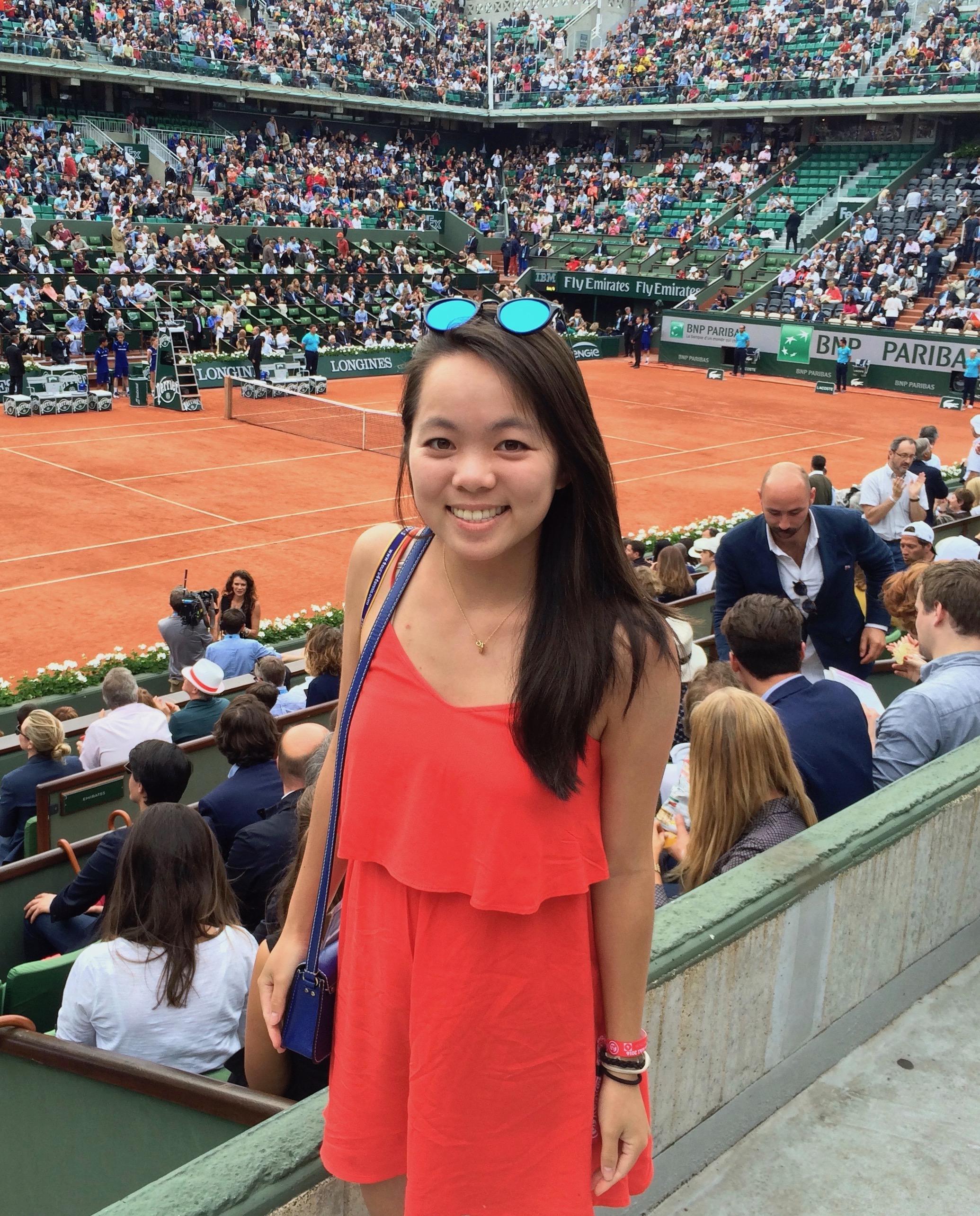 Allison Wong '17