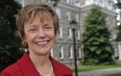 President Rebecca Chopp, an update on college Finances