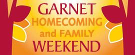 Garnet Weekend