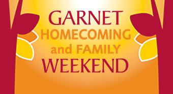 Garnet Weekend logo