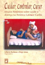 The cover of the book, Cuidar, Controlar, Curar