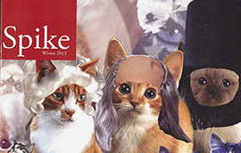 Spike, Winter 2013, Political Issue