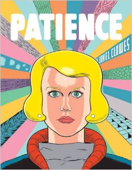 Book cover of Patience by Daniel Clowes