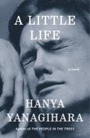 """Cover image for """"A Little Life"""""""