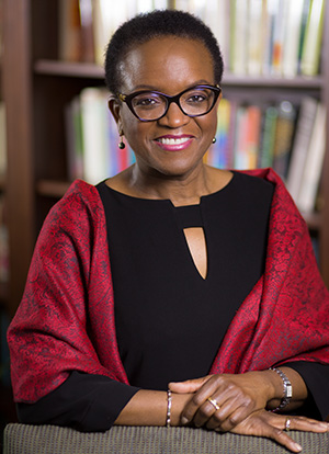 Portrait of President Valerie Smith