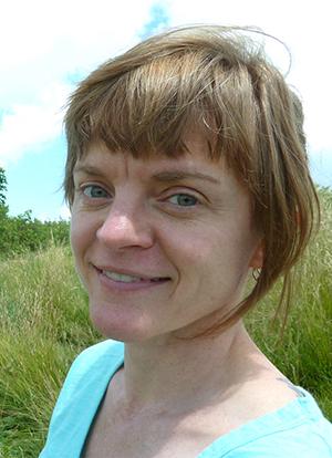 Profile shot of Tara Webb '94