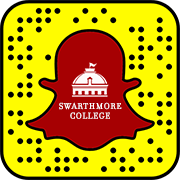 Swarthmore Snapchat Snapcode