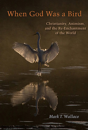 Image of book cover with large white bird