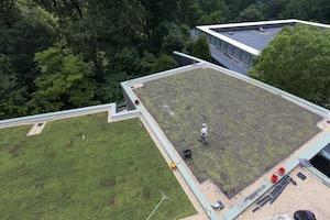 LPAC roof