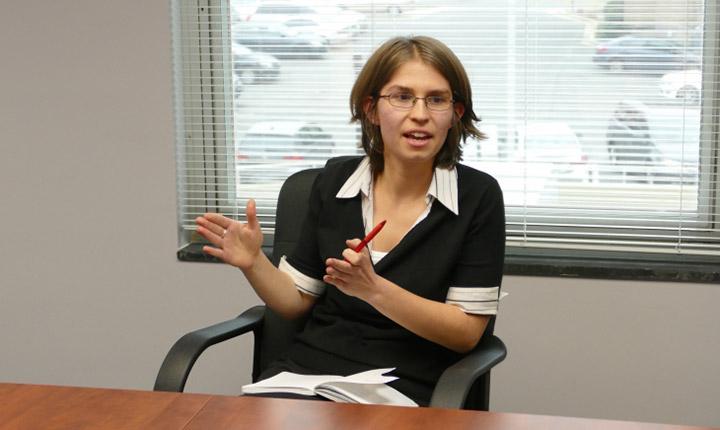 Sarah Geselowitz '16