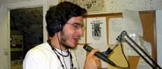 Juan Victor at WSRN