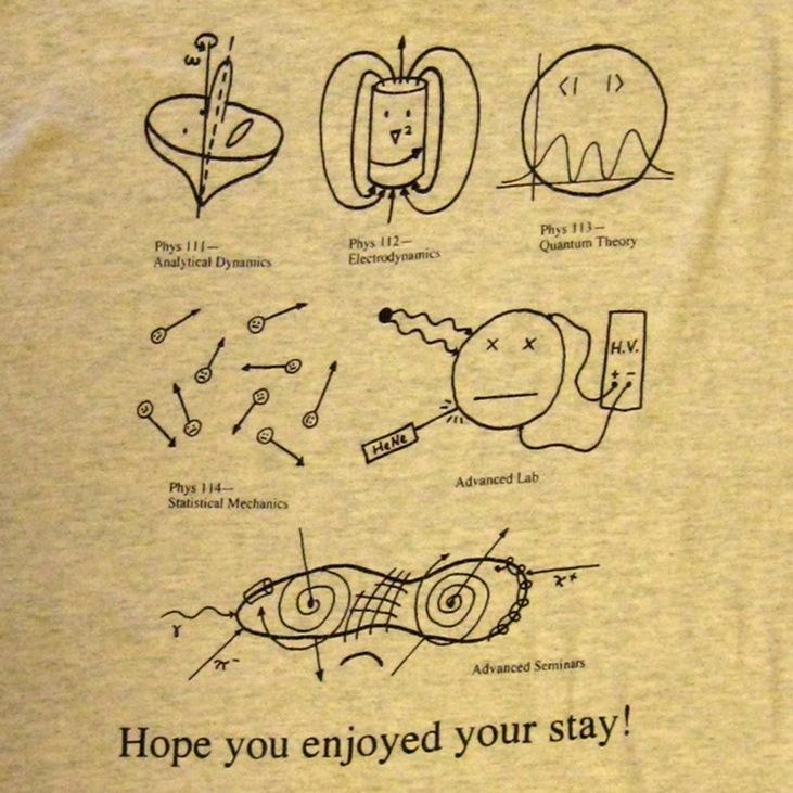 astronomy university shirts - photo #29