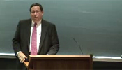 Video Lecture: David Cohen '77