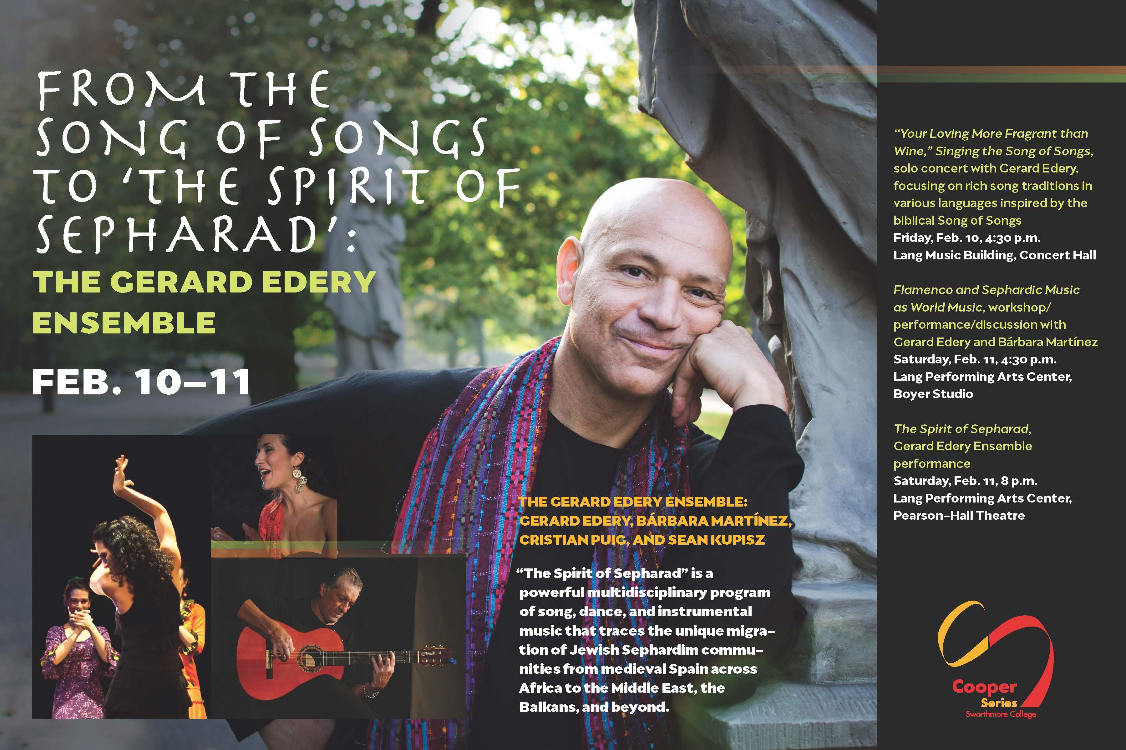 Gerard Edery Ensemble