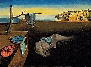 Salvador Dahli's Persistence of Memory
