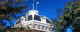 Parrish Hall dome