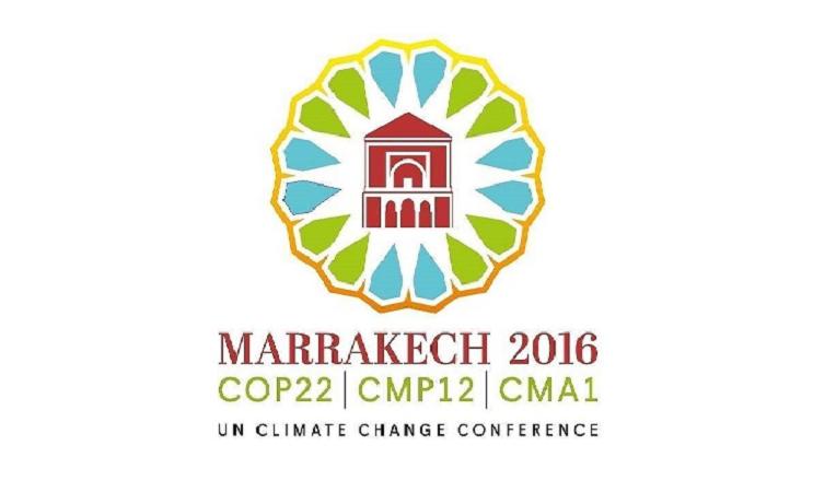 COP 22 Logo