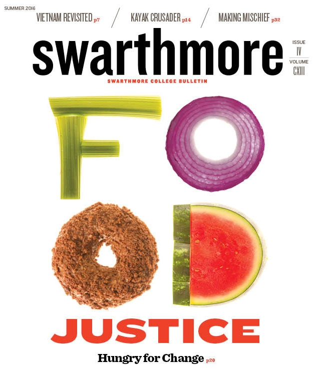 "Bulletin Summer 2016 Cover ""Food Justice"""